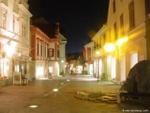 Stadt Hartberg Fußgängerzone