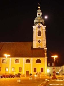 Stadt Hartberg, Hauptplatz, Pfarrkirche