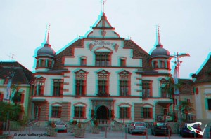 Rathaus Hartberg (3D)